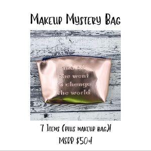 Makeup Mystery Bag #4 MSRP $50+